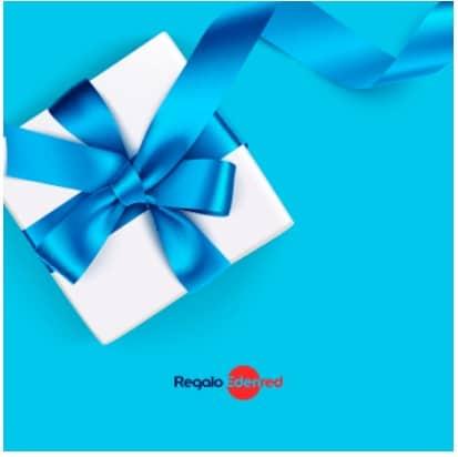 tarjetas de regalo edenred