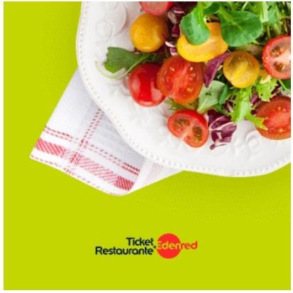 ticket restaurante edenred