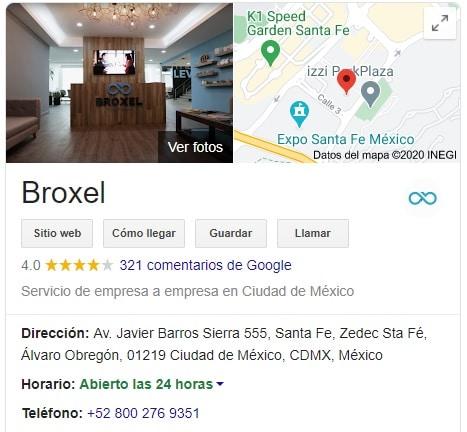 vales de despensa TENGO Broxel direccion mexico
