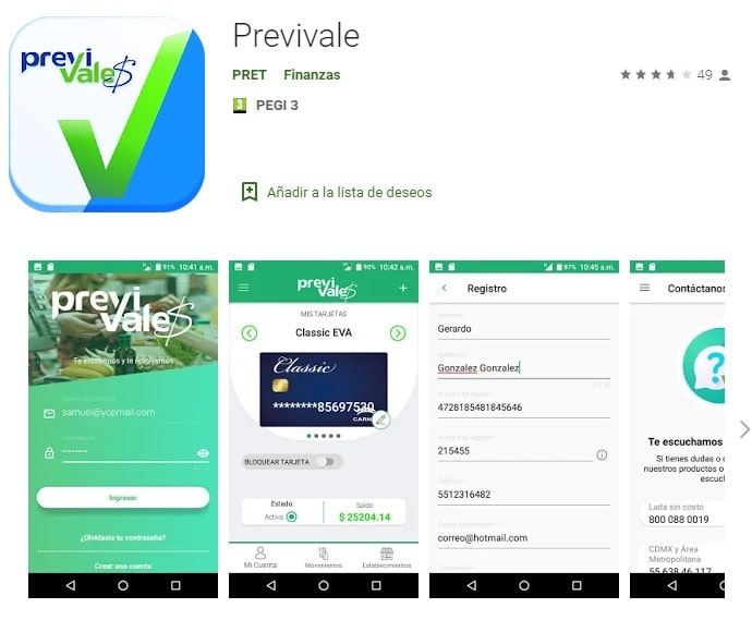 previvale app